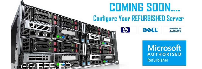 refurbished servers