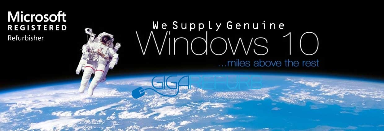 genuine windows 10