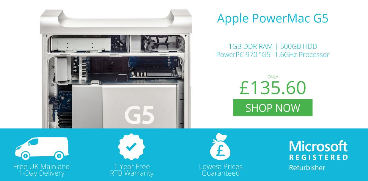 Refurbished Apple Mac